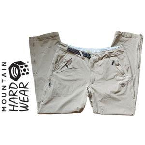 Mountain Hardware- Nylon Hiking Pants